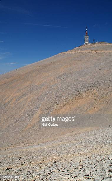CONTENT] Mont Ventoux in Provence is one of the classic mountain climbs on the Tour De France