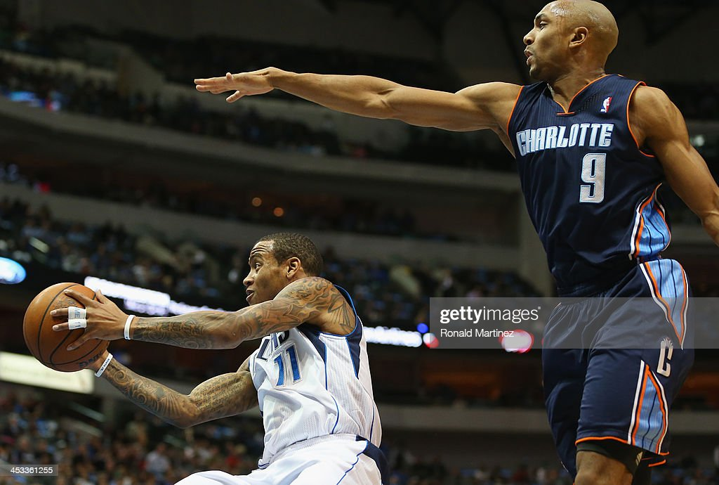 Charlotte Bobcats v Dallas Mavericks