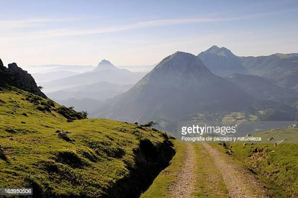 Montañas del Duranguesado
