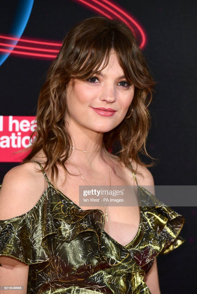 Montana Cox attending the Naked Heart Foundation Fabulous Fund Fair held at The Roundhouse in Chalk Farm, London. PRESS ASSOCIATION Photo. Picture date: Tuesday February 20, 2018. Photo credit should read: Ian West/PA Wire.