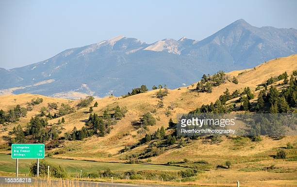 montana landscape - billings montana stock pictures, royalty-free photos & images