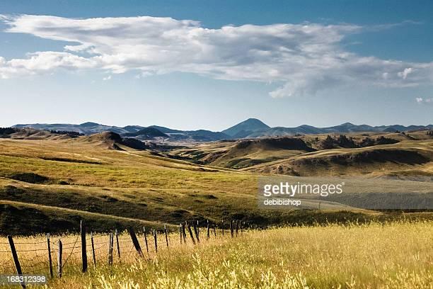 paisaje de montana - montana fotografías e imágenes de stock