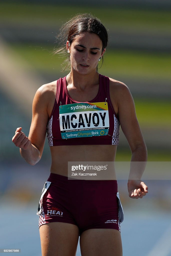 Australian Junior Athletics Championships: Day 4