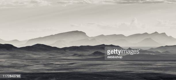 montana panoramic rocky mountains - istock photo stock pictures, royalty-free photos & images