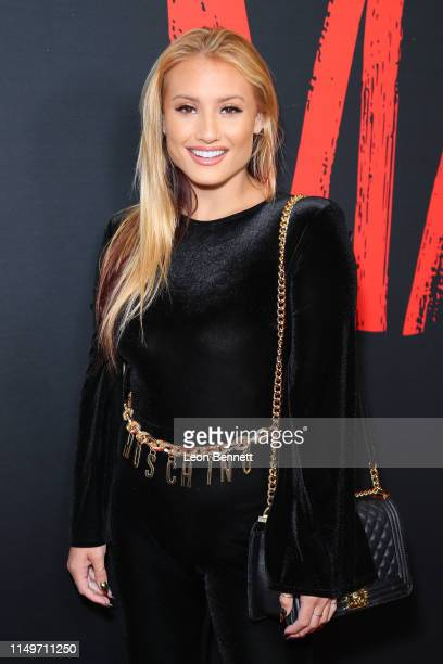 Montana Tucker attends Special Screening Of Universal Pictures' Maat Regal LA Live on May 16 2019 in Los Angeles California