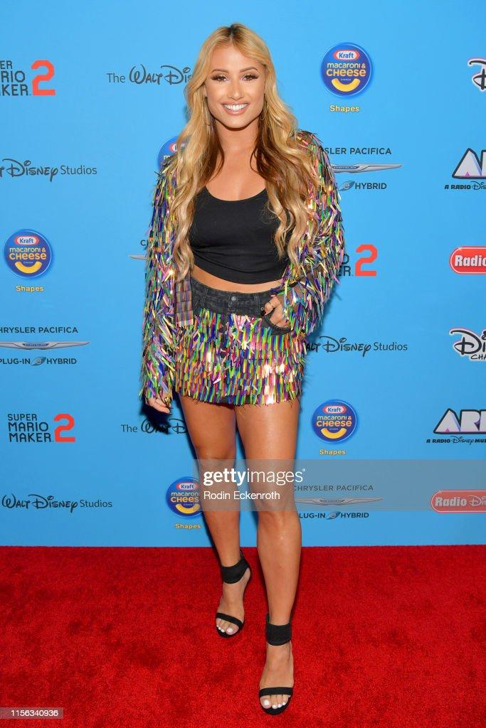 Montana Tucker attends the 2019 Radio Disney Music Awards at