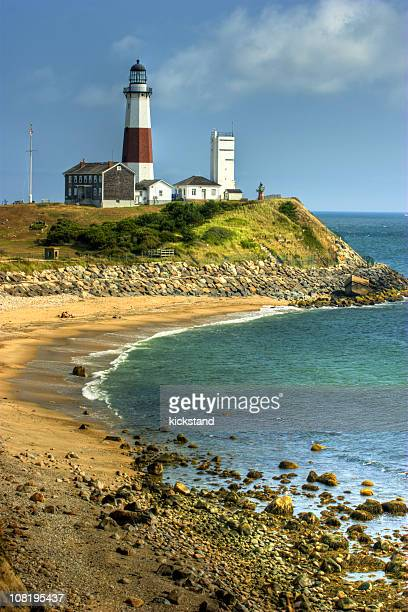 Montauk Lighthouse and Harbour