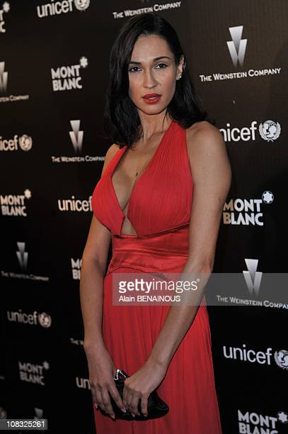 Montblanc and The Weinstein Company at Oscar Party benefiting UNICEF Eugenia Chernyshova in Los Angeles United States on March 06th 2010