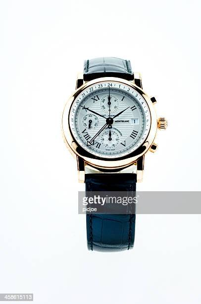 Montblanc Luxus Armbanduhr