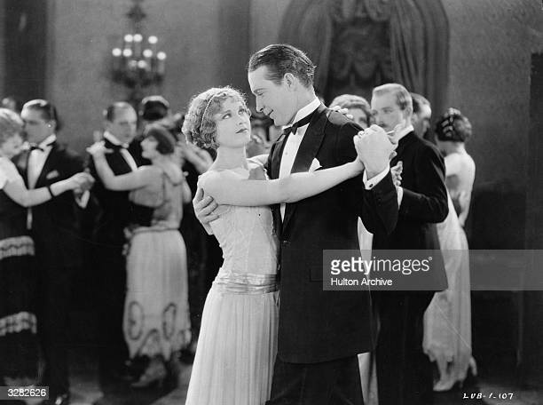 Monte Blue the American silent hero in a scene from 'Marriage Circle' about a bachelor on the loose The film was directed by Ernst Lubitsch for...