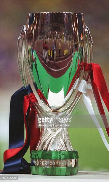 SUPERCUP 2001 Monte Carlo FC BAYERN MUENCHEN FC LIVERPOOL 23 SUPERCUP