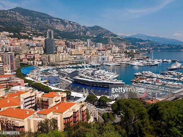 Port, Monte Carlo à Monaco