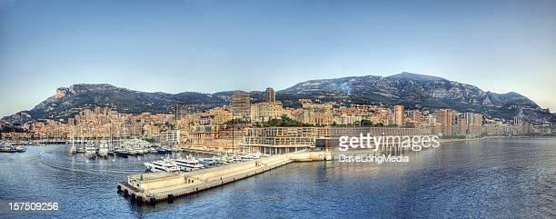 Monte Carlo Panorama (XXXL)