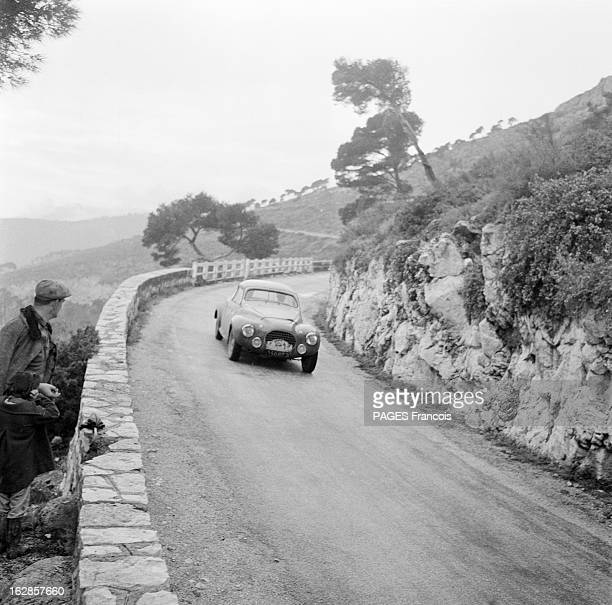 Monte Carlo Rally 1956 Monaco le 27 janvier 1956 Le rallye de MonteCarlo est une manifestation sportive organisée par l'Automobile Club de Monaco et...
