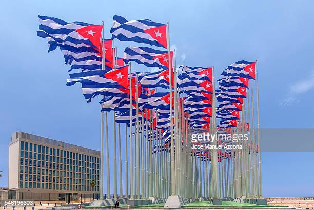 Monte flags.