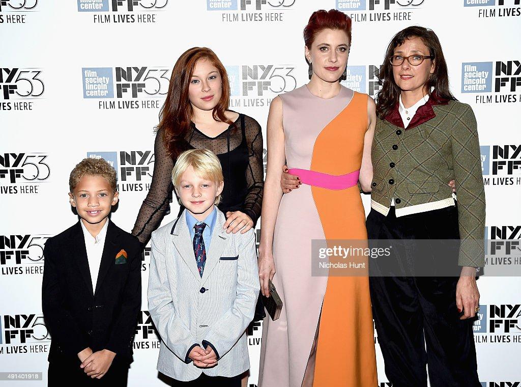 """53rd New York Film Festival - """"Maggie's Plan"""" - Arrivals"""