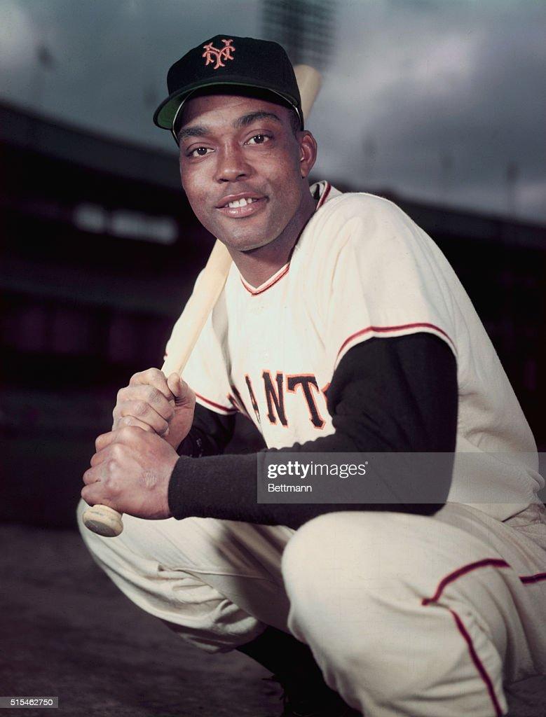 Monte Irvin, Giants baseball p...