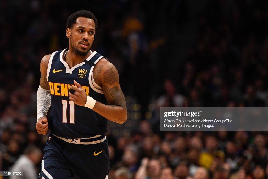 DENVER NUGGETS VS LOS ANGELES CLIPPERS, NBA REGULAR SEASON : News Photo
