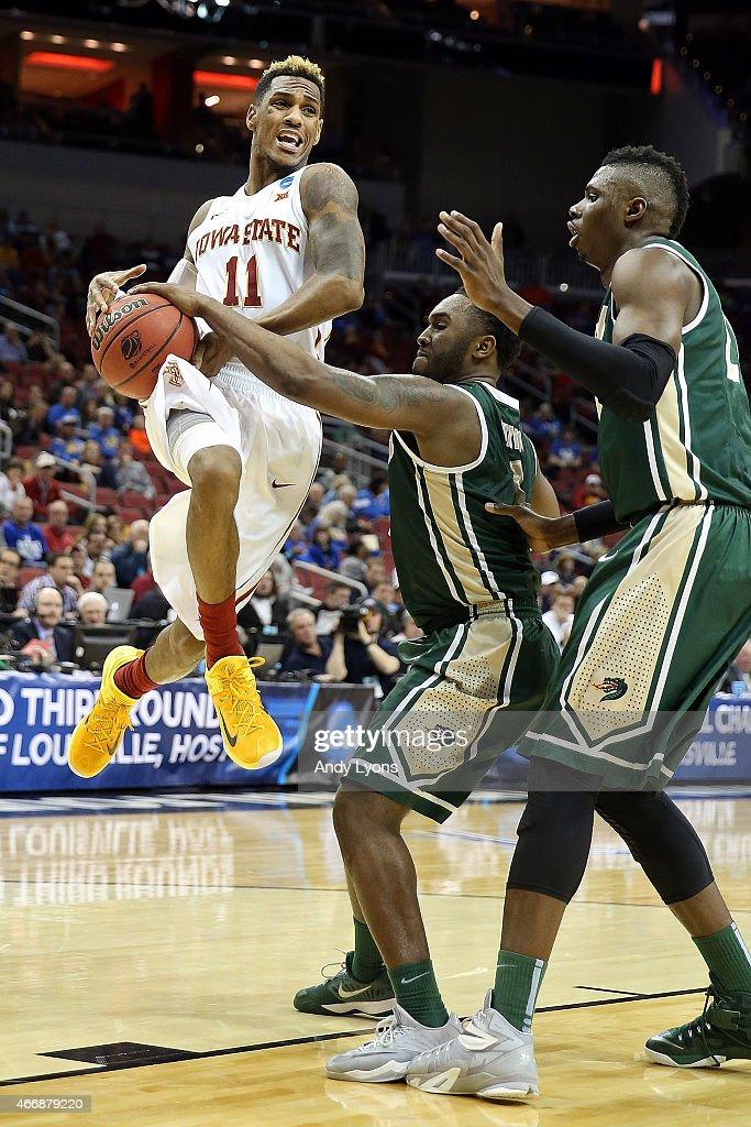 NCAA Basketball Tournament - Second Round - Louisville