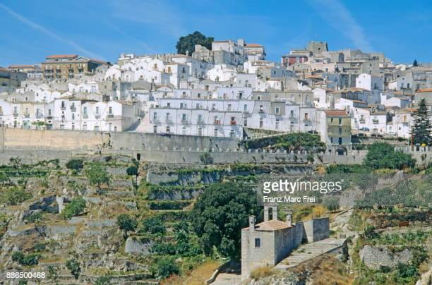 Monte Sant'Angelo, rgano, Apulia, Italy