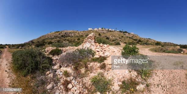 monte y mar (gran alacant) - spain - spanien stock pictures, royalty-free photos & images