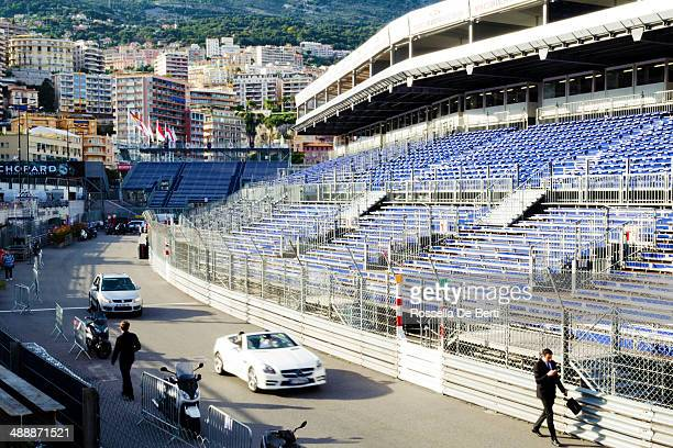 monte-carlo, monaco grand prix historique and f1 - grand prix motor racing stock pictures, royalty-free photos & images