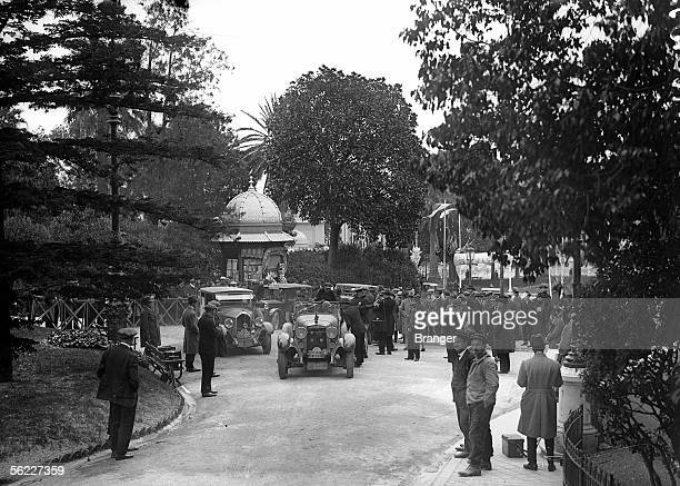 MonteCarlo rally about 19251930