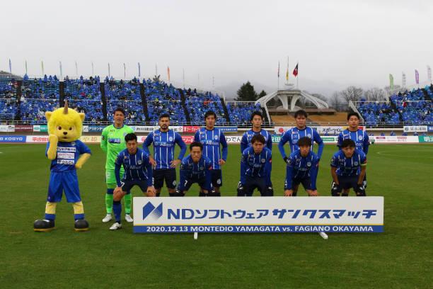JPN: Montedio Yamagata v Fagiano Okayama - J.League Meiji Yasuda J2