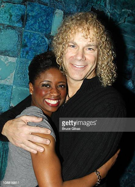 Montego Glover and Composer David Bryan a special performance of Memphis for Inspire Change presented by Audemars Piguet The Tony Awards Broadway...
