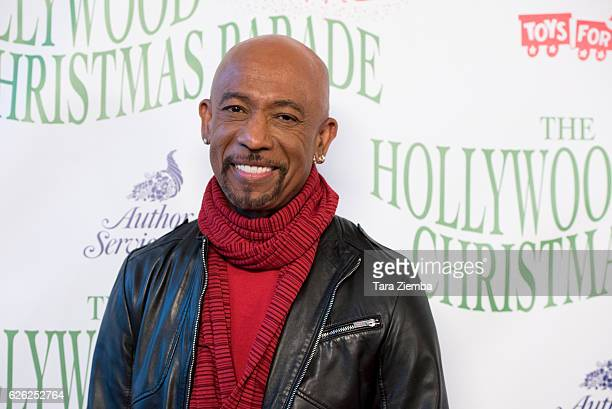 Montel Williams arrives at the 85th Annual Hollywood Christmas Parade on November 27 2016 in Hollywood California
