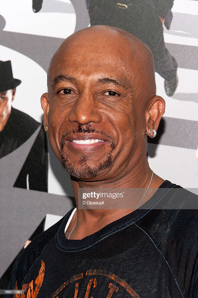 Montel Williams attends the 'Now You See Me' premiere at AMC Lincoln Square Theater on May 21, 2013 in New York City.