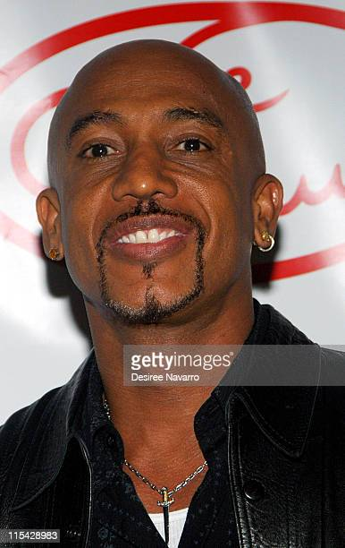 Montel Williams during Le Cirque Opening Party at One Beacon Court at One Beacon Court in New York City New York United States