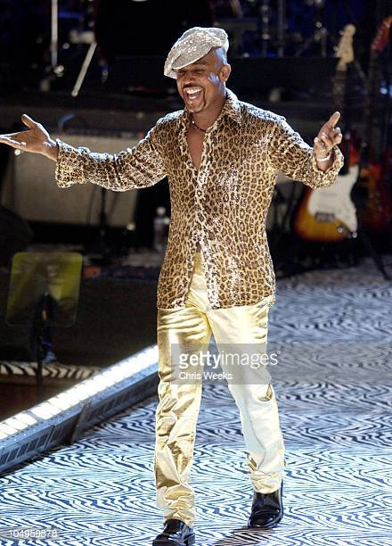Montel Williams during The 10th Annual Race to Erase MS - Show at The Century Plaza Hotel & Spa in Century City, California, United States.