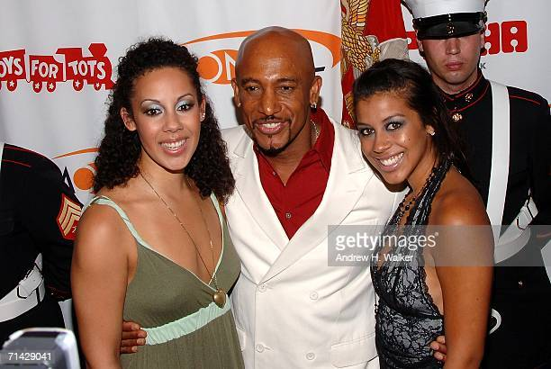 Montel Williams And Daughter Ashley Stock Photos and ...  Montel Williams...