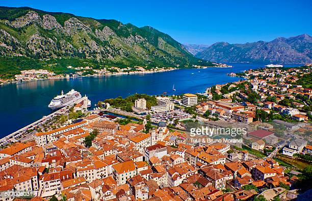 Montenegro, Kotor bay and city