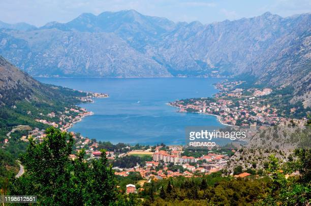 Montenegro - Mouths of Kotor - Kotor -.