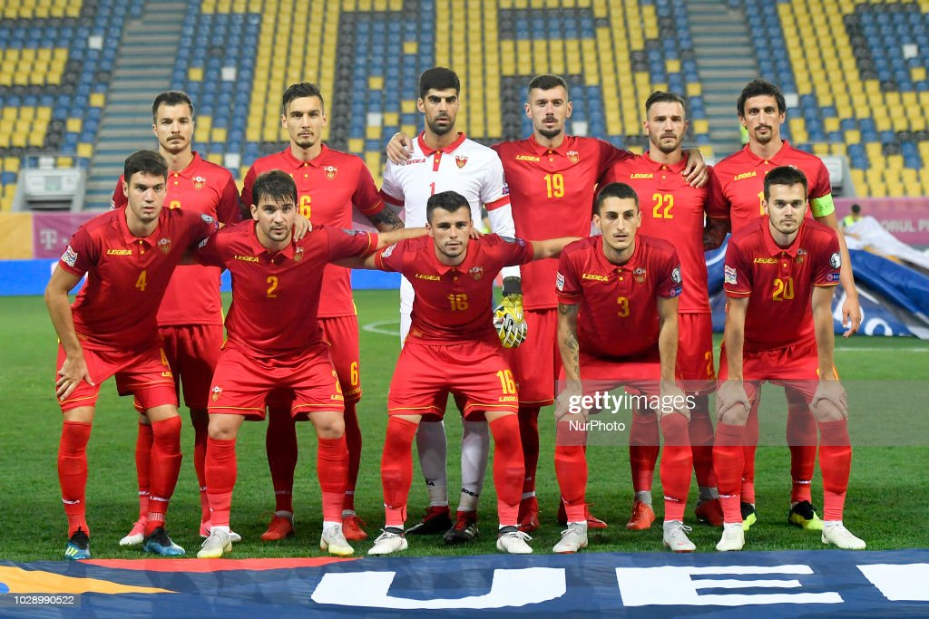 Romania v Montenegro - UEFA Nations League