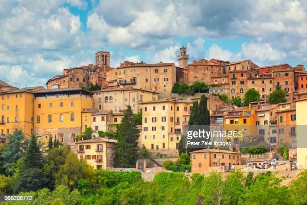 Montepulciano in Tuscany, Italy