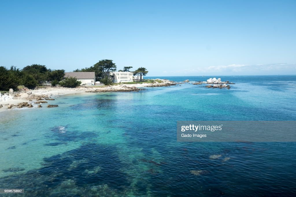 Monterey Bay : Stock Photo
