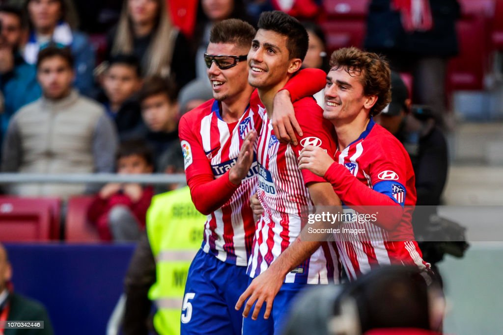 Atletico Madrid v Deportivo Alaves - La Liga Santander : News Photo
