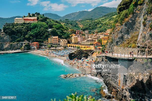 monterosso al mare - リグーリア ストックフォトと画像