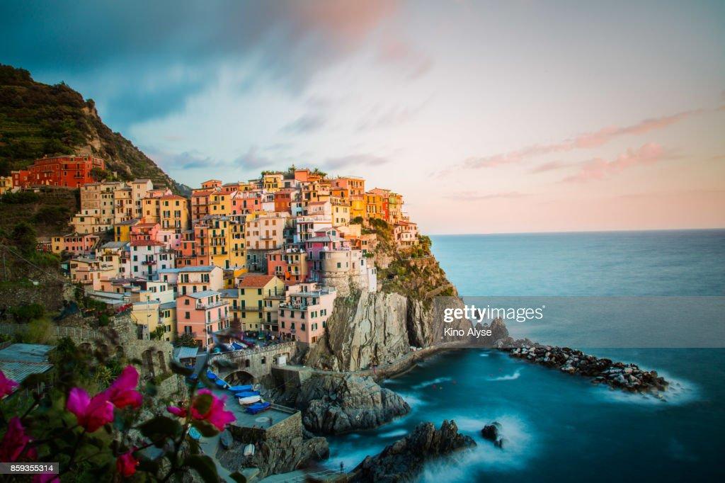 Monterosso : Foto de stock