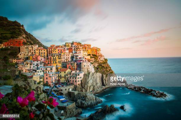 monterosso - western europe stock pictures, royalty-free photos & images