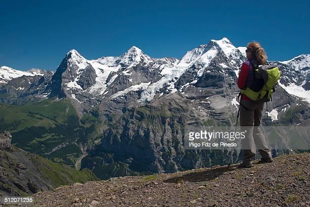 Montes de Suiza