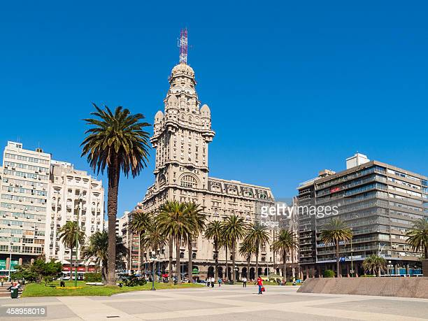 montevideo, uruguay - montevideo stock pictures, royalty-free photos & images