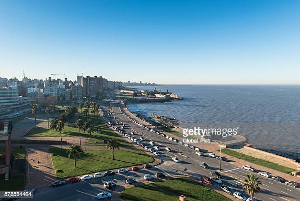 montevideo - uruguay - montevideo stock pictures, royalty-free photos & images