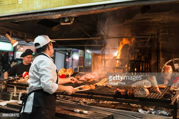 montevideo - uruguay (port market) - uruguay stock pictures, royalty-free photos & images
