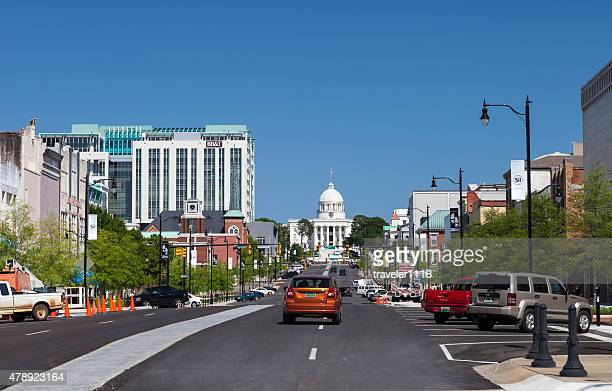montgomery, alabama - alabama us state stock photos and pictures