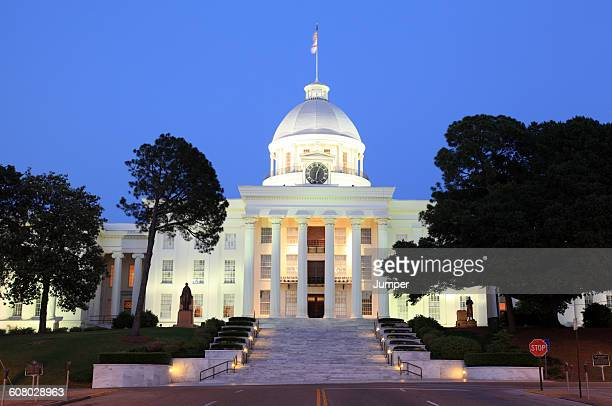 montgomery, alabama - montgomery alabama stock pictures, royalty-free photos & images