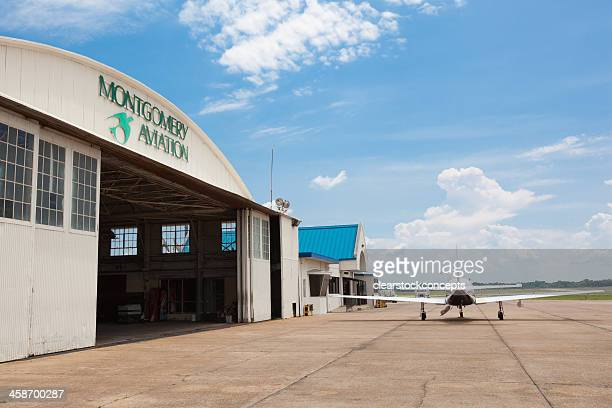 montgomery aviation, airport - montgomery alabama stock pictures, royalty-free photos & images